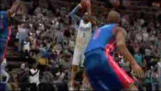 NBA 2K8 - MVP