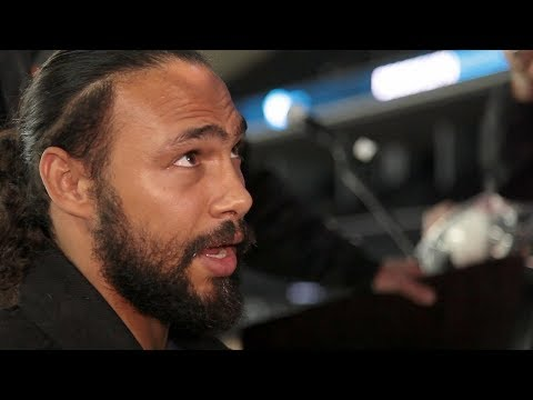 "Keith Thurman breaks down Errol Spence fight ""I see alot of boxing, moving & trading toe to toe"""