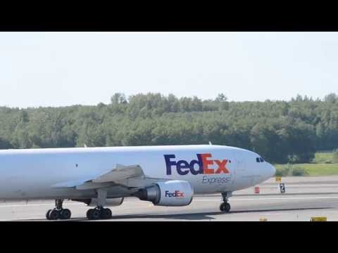 FedEx Express Operations @ Ted Stevens Anchorage Int