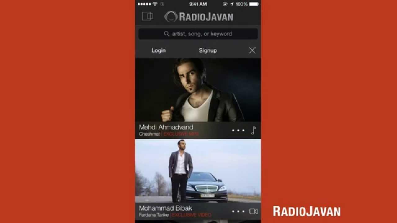 Music download radio javan melody music video free images download.