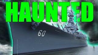 60 Ghosts Haunt This Battleship   OmarGoshTV