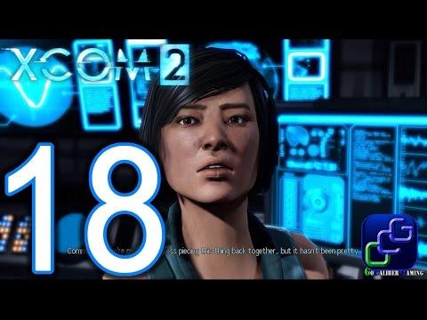 XCOM 2 PC Walkthrough - Part 18 - Blacksite Vial Shadow Project