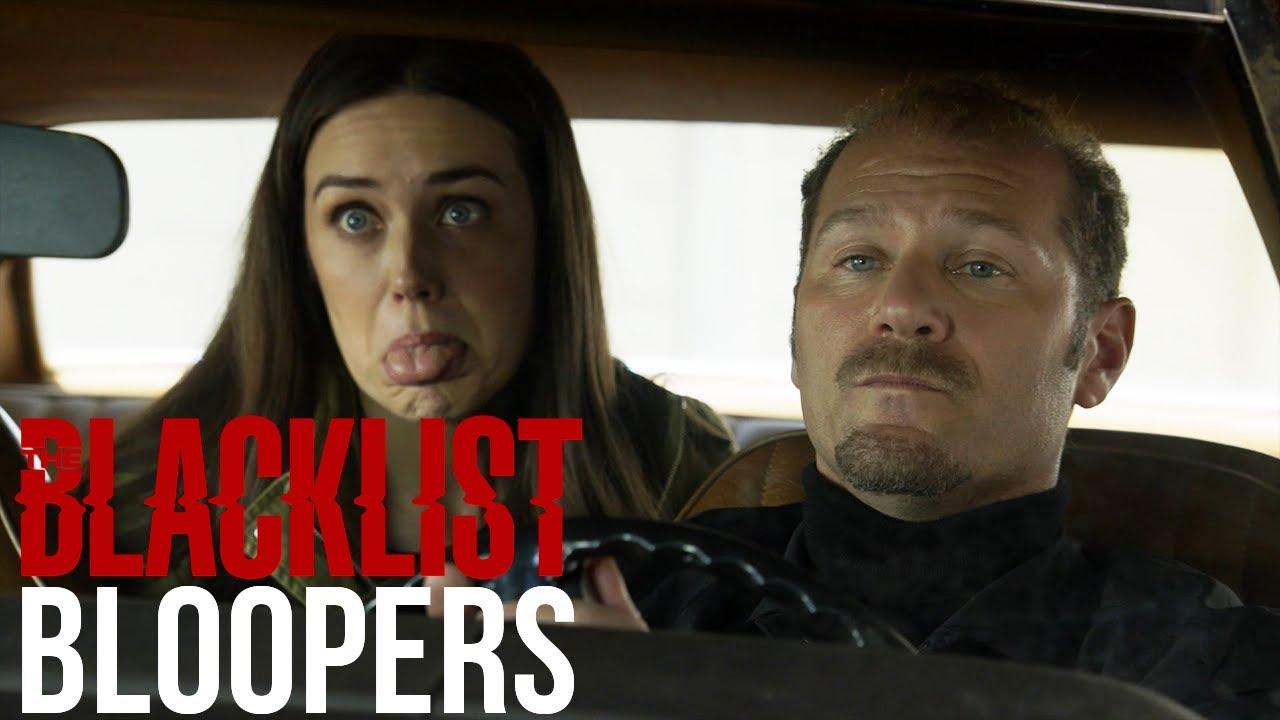 Download The Blacklist   Season 8 Bloopers