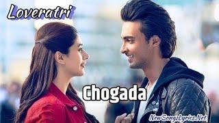 Chogada song | loveyatri | (khushi singh)  vinay singh