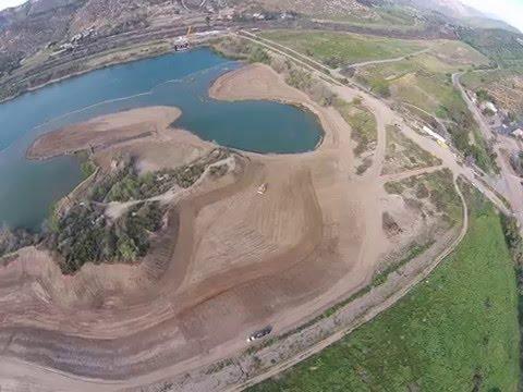 El Monte Aerial Video Feb. 2016