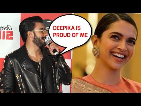 Deepika Padukone Reaction To Ranveer Singh Simmba Movie - Sara Ali Khan - Rohit Shetty