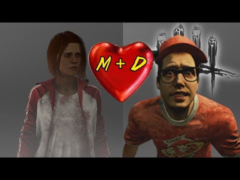 MEG And DWIGHT In LOVE - [ES_Name Tag - Nivicious] - Dead By Daylight - MrAdi390