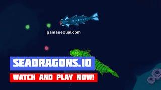 SeaDragons.io · Game · Gameplay