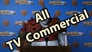 Hearthstone All TV Commercial 1080p