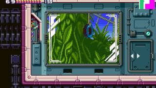 Metroid Fusion - Metroid Fusion part 15 They look like chocobo