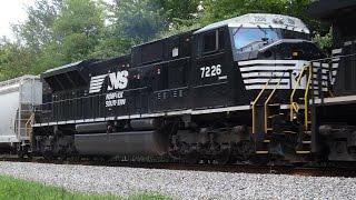 HD : Memphis & Germantown TN railfanning ft. CN, CSX, NS, UP, BNSF, CP, and a SD80MAC!