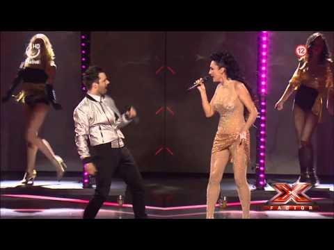 X FACTOR CZ&SK 2014 - Duety: Peter Bažík a Sisa Lelkes Sklovska