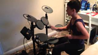 My Chemical Romance - Welcome to the Black Parade (Drum Cover)
