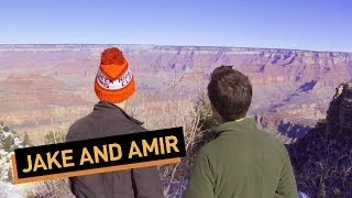 Jake and Amir: Road Trip Part 5 (Grand Canyon)