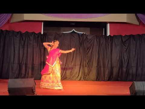 Dance performance on Radha Krishna song by CP Kid