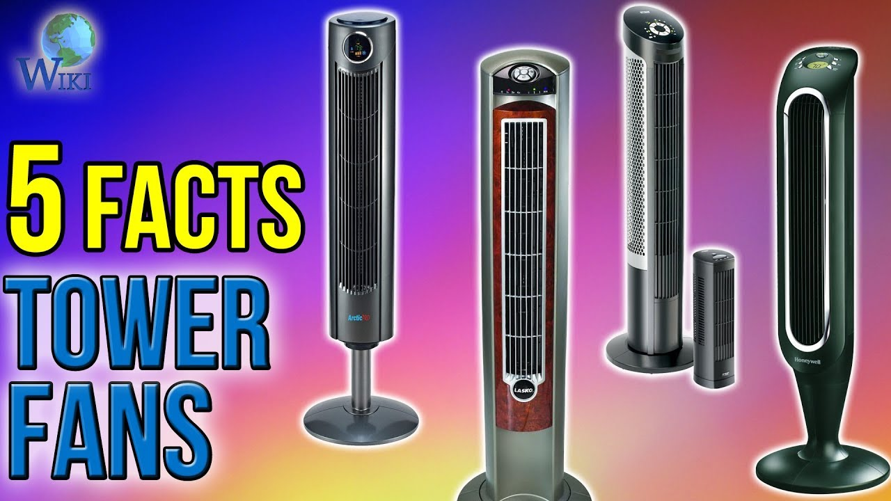 Top 10 Tower Fans of 2019 | Video Review