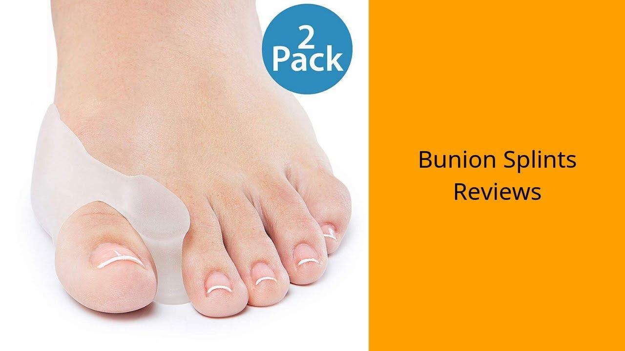 Bunion Splints Reviews Best Bunion Splints 2019 Youtube
