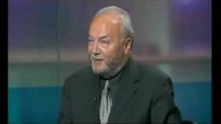"""Canada ban: Galloway faces his accusers a Jewish Defence League (JDL) """"Terrorist"""""""