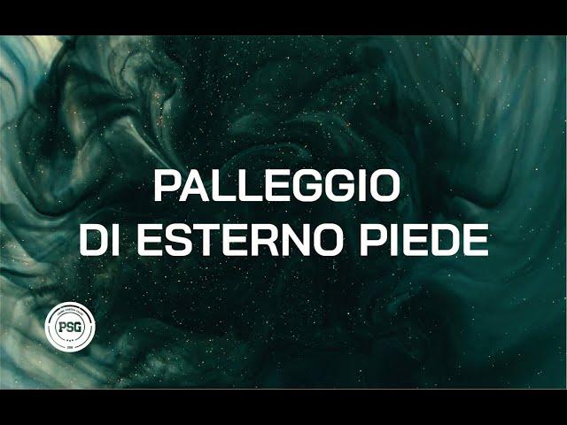 PALLEGGIO DI ESTERNO PIEDE