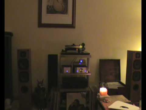 Sistema Pro-Ject RPM5+Cambridge Audio(Pré-phono)+Musical Fidelity+Focal JM Lab