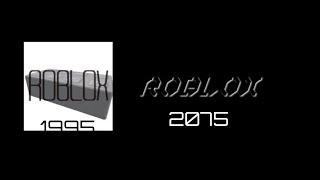 Roblox logo Evoultion S3 P2/57 1995-2075