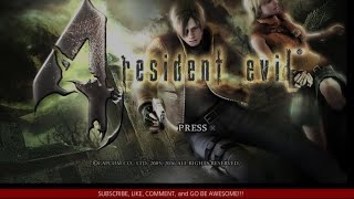 Resident Evil 4 Part 4 Live Stream With Waller Life