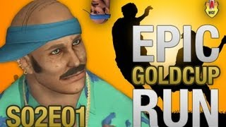 FIFA 13 George EPIC Cup Run S02E01 - Ultimate Team - Let's play