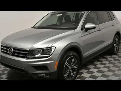 New 2019 Volkswagen Tiguan Atlanta, GA #VN19345 - SOLD
