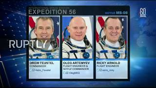 Video LIVE: Expedition 56 departs from ISS: farewells and hatch closure download MP3, 3GP, MP4, WEBM, AVI, FLV November 2018