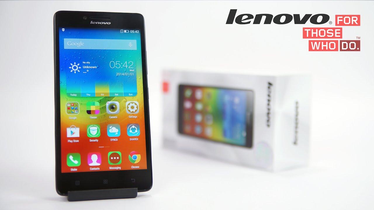 Lenovo Mobile Wallpaper: Unboxing & Hands On