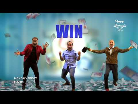 unifi TV: First Ever LIVE Interactive Game Show in Malaysia #TekaTekan