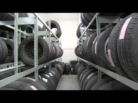 Tire Storage - Charlesglen Toyota Scion