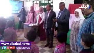 رئيس مدينة شرم الشيخ: مدارس الحكومة أفضل من الخاصة..فيديو وصور
