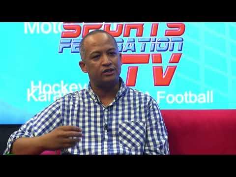 Cape Winelands Sport Council Chairman Lorenzo Arendse