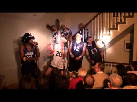 Churchball Anthem Live!