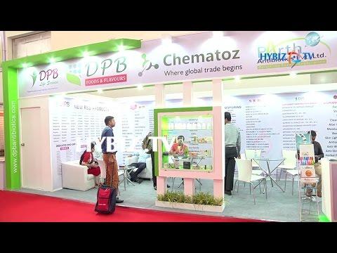 ChemAtoZ Commerce platform | IPHEX 2017 Pharma and Health Care Exhibition Hyderabad