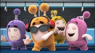 Oddbods-Craziest Music Ever-Cartoon For Kids