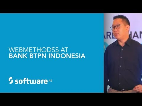 Joko Kurniawan , VP of Integration at Bank BTPN Indonesia