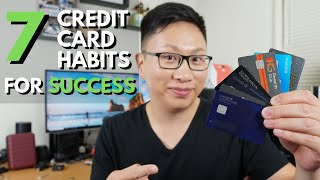 7-habits-of-highly-effective-credit-card-users