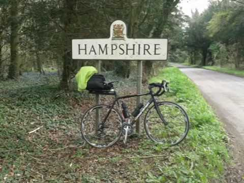 Cycling North South East West
