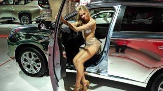 Авто плюс драйв .тест драйв Mitsubishi Outlander 2013