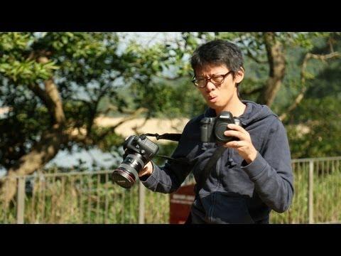 Canon EOS 6D vs 5D Mark III Hands-on Comparison