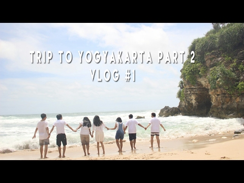 VLOG #1 - YOGYAKARTA W/SECRET IN LOVE !! PART 2