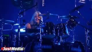 Scorpions percussion solo/барабанное соло Scorpions