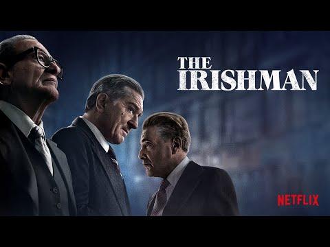 The Irishman | Offizieller Trailer | Netflix