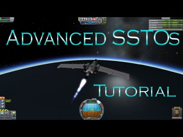 Advanced SSTO Tutorial