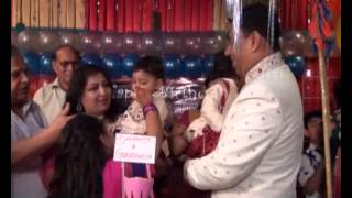 Aansh & Vansh Birthday Party Video