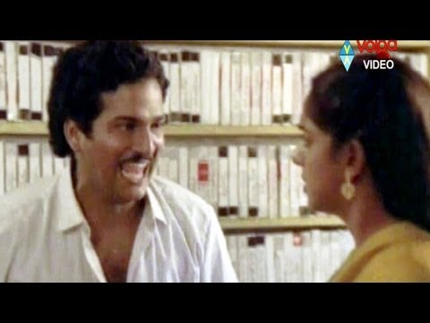 April 1 Vidudala Songs - Chukkalu Themmenna - Rajendra Prasad, Sobhana - HD
