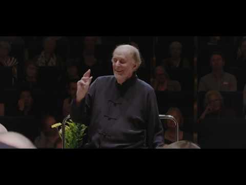 Schumann Symphony No. 2 - Sir Roger Norrington conducts The Tapiola Sinfonietta