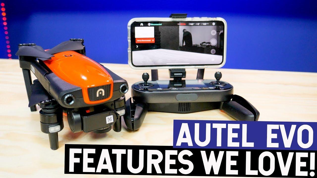 Buy Autel Robotics EVO 4K / 60FPS Video Quadcopter - Orange